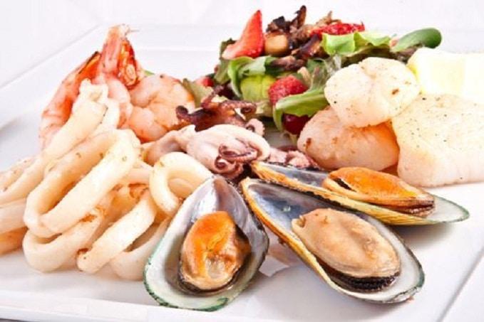 คอลลาเจน อาหารทะเล
