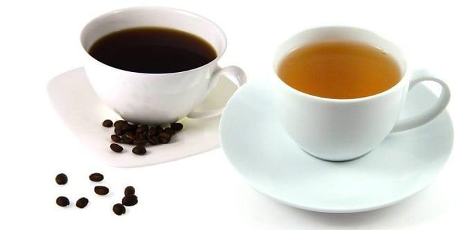 ดื่มชา กาแฟ