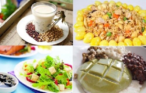 เมนูอาหารเจเพื่อสุขภาพ