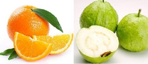 ผลไม้ที่มีวิตามินซี เร่งผิวขาว