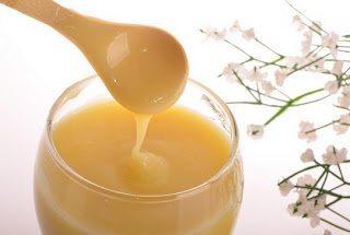 สรรพคุณของนมผึ้ง