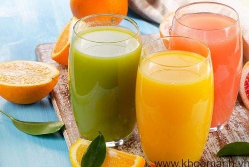 น้ำฝรั่ง ส้ม แครอท