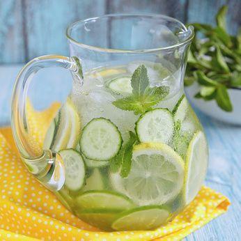 ดื่มน้ำมะนาวรักษาสิวเสี้ยน