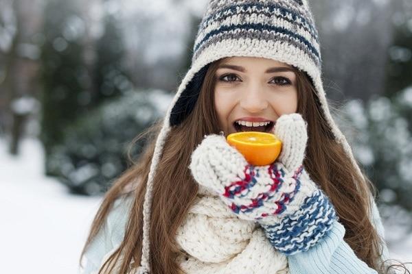 ดูแลสุขภาพหน้าหนาว