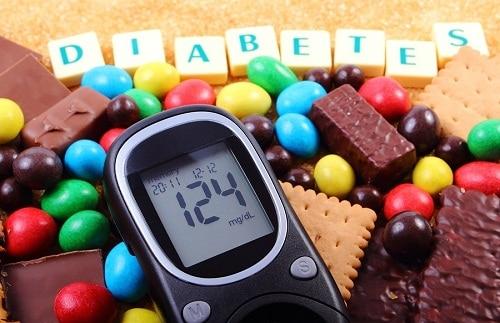 อาหารบำบัดโรคเบาหวาน