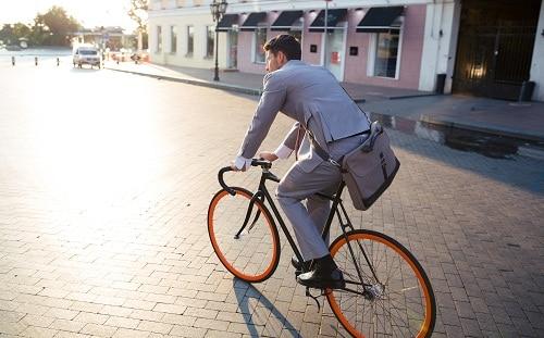 กฎจราจร จักรยาน