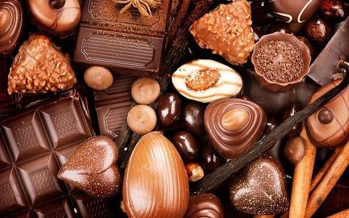 ช็อกโกแลตทำให้สิวขึ้นจริงหรือ