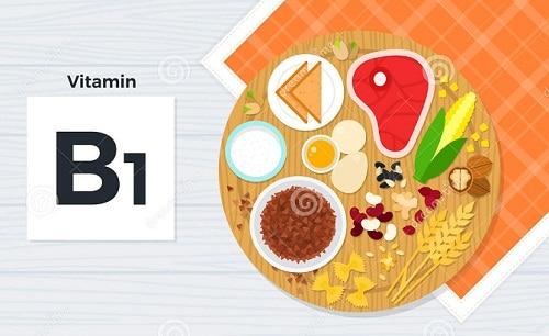 ประโยชน์ของวิตามินบี 1 Vitamin B1