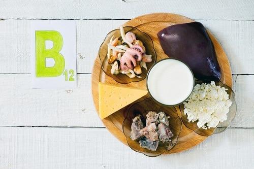 สรรพคุณ ประโยชน์วิตามินบี12-Vitamin b12