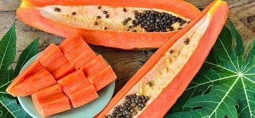 ประโยชน์ สรรพคุณของมะละกอ