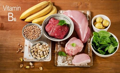 ประโยชน์ของวิตามินบี 6-Vitamin B6