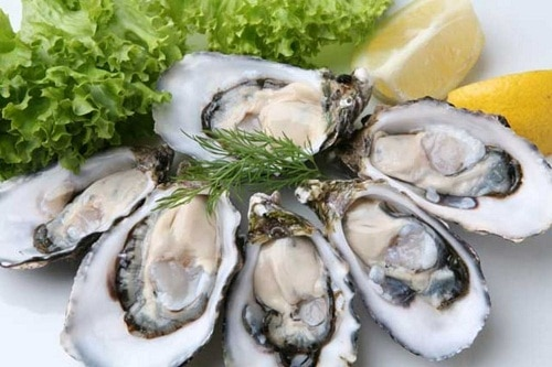ประโยชน์ของหอยนางรม