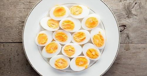 ไข่ต้มลดน้ำหนัก
