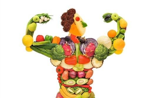 อาหารเสริมกล้ามเนื้อ