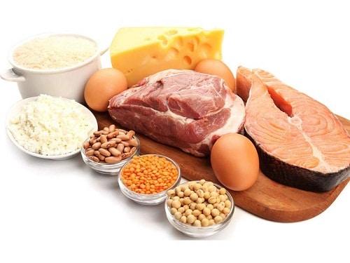 ประโยชน์ของโปรตีน