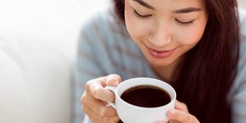 การดื่มกาแฟที่ถูกต้อง