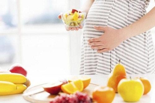 ผลไม้สำหรับคนท้อง