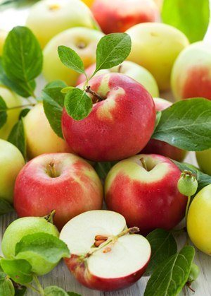 ประโยชน์ สรรพคุณของแอปเปิ้ล