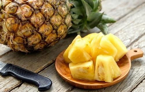 สรรพคุณ ประโยชน์ของสับปะรด
