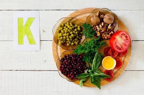 ประโยชน์ของวิตามินเค-Vitamin K