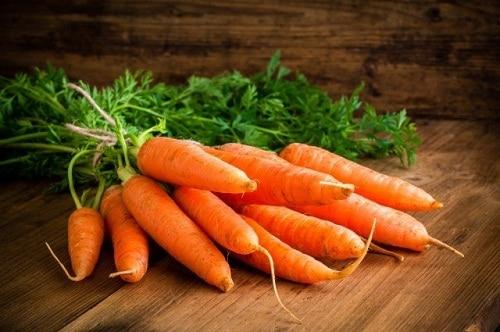 สรรพคุณ ประโยชน์ของแครอท