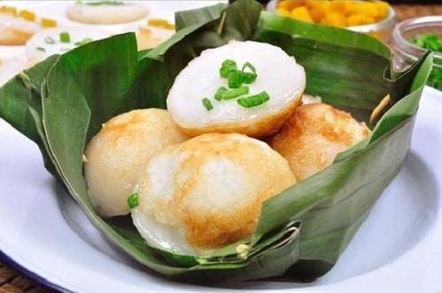 ขนมครก-อาหารเช้าลดน้ำหนัก