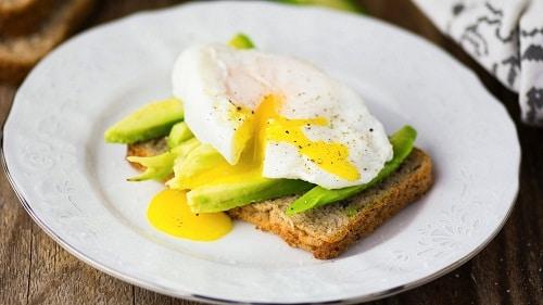 อาหารเช้าลดน้ำหนัก-ไข่