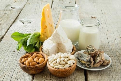 อาหารจากธรรมชาติ ที่มีแคลเซียมสูงอย่าบอกใคร