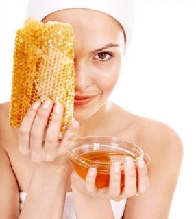 น้ำผึ้งขัดผิวหน้าขาว เนียนใส