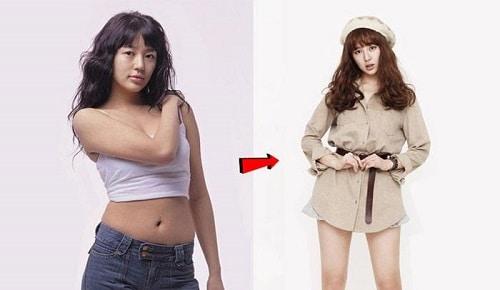 สูตรลดความอ้วนของสาว Yoon Eun Hye